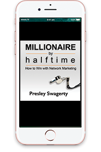 Millionaire by Halftime: Kindle Audiobook